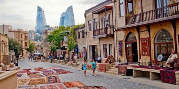 アゼルバイジャンを訪ねる